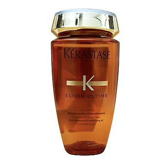 Kerastase Elixir Ultime Shampoo Alle Hair Typen 8.45 OZ