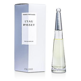 Issey Miyake L'eau D'issey Eau De Parfum Refillable Spray - 75ml/2.5oz