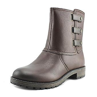 Naturalizer Womens tynner Leather Round Toe Mid-Calf Fashion Boots