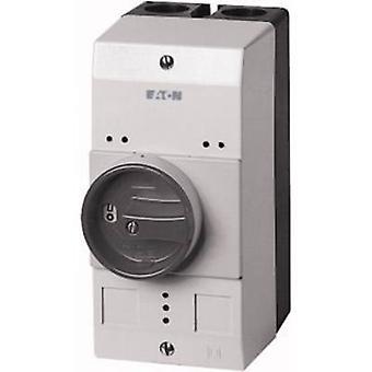 Inhägnad + roteringsreglaget (L x b x H) 158 x 80 x 126 mm svart, grå Eaton CI-PKZ0-GVM 1 dator