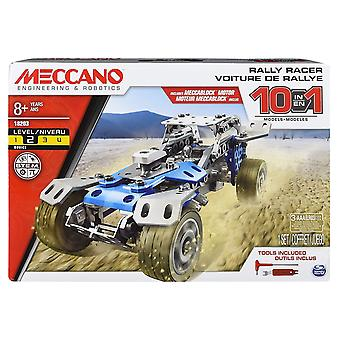 Meccano 10 Model Set - Truck (Styles Vary)