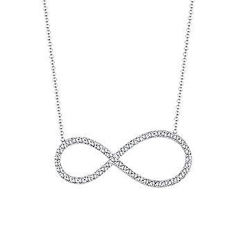 Elli Silver Pendant Necklace 925 with Swarovski Crystals 0106410314_45