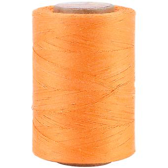 Star Mercerized Cotton Thread Solids 1200 Yards Tangerine V37 7630