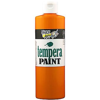 Handige Art Tempera verf 16 Ounces oranje 201 015
