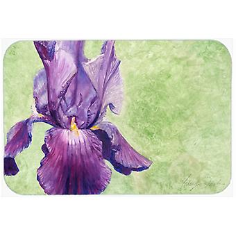 Purple Iris by Malenda Trick Mouse Pad, Hot Pad or Trivet TMTR0234MP
