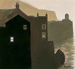 George Birrell print - Early Morning Harbour
