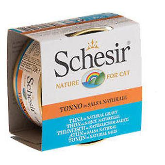 Schesir Natural Tuna In Sauce (Cats , Cat Food , Wet Food)