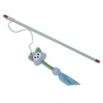 Arquivet Stick with Mouse for Cats (47Cm) (Koty , Zabawki , Różdżki)