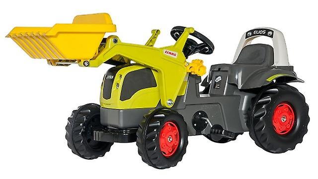 Rolly Toys 025077 RollyKid Tractor Claas Elios + Lader