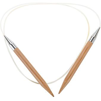 Bamboo Circular Knitting Needles 40