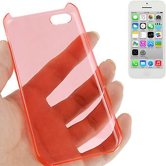 Protective cover hard case for mobile phone Apple iPhone 5 C Red