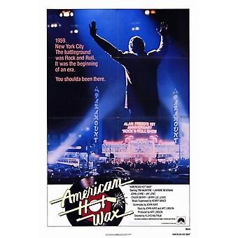 American Hot Wax Movie Poster Print (27 x 40)