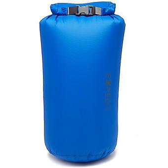 New EXPED Fold Drybag 13L Travel Luggage Blue