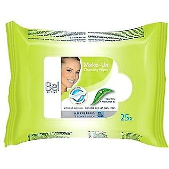 Bel Aloe Cleansing wipes 25 units. (Woman , Cosmetics , Skin Care , Facial Cleansing)
