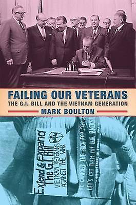 Failing Our Veterans by Mark Boulton