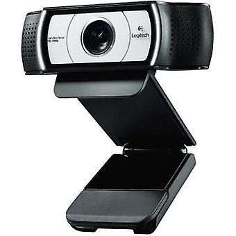 Full HD webcam 1920 x 1080 pix Logitech C930E Stand, Clip