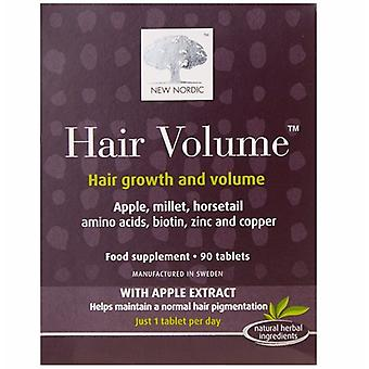 New Nordic, Hair Volume, 90 tablets