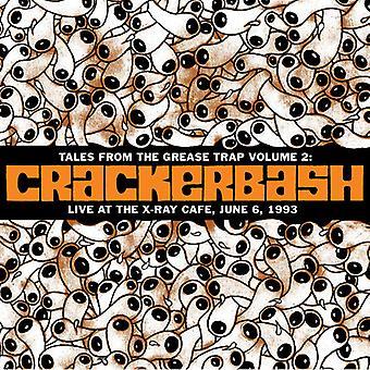 Crackerbash - Live på X-Ray Cafe [Vinyl] USA importen