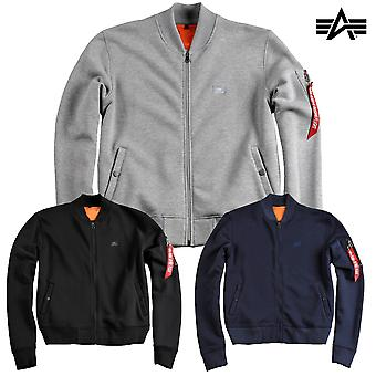Alpha industries jacket X-fit sweat MA-1
