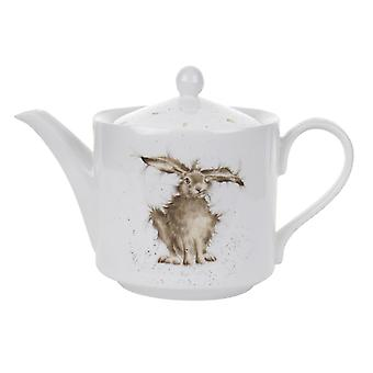 Royal Worcester Wrendale Designs 2 Pint, 1.13L Teapot