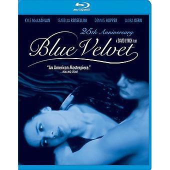 Blue Velvet [BLU-RAY] USA import