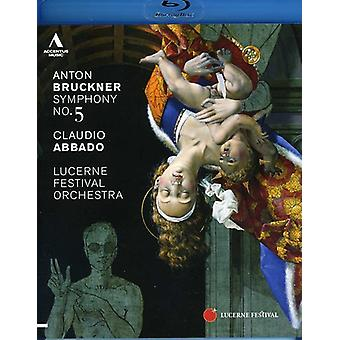 A. Bruckner - symfoni No. 5 [BLU-RAY] USA import