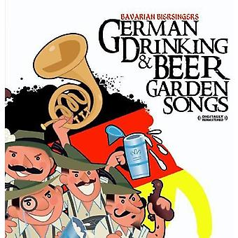 Bavarian Biersingers - German Drinking & Beer Garden Songs [CD] USA import