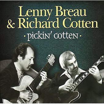 Lenny Breau - Pickin bomuld [CD] USA import