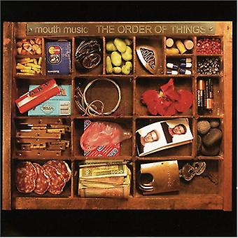 Mouth Music - Ordnung der Dinge [CD] USA import