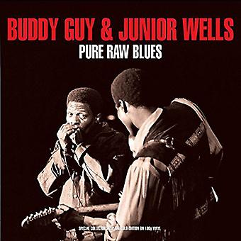 Buddy Guy & Junior Wells - Pure Raw Blues [Vinyl] USA import