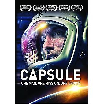 Kapsel [DVD] USA importerer