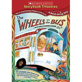 Wheels on the Bus & More Musical Stories [DVD] USA import