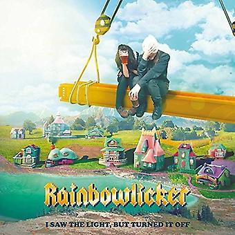 Rainbowlicker - så jeg lyset, men vendte det ned [Vinyl] USA importen