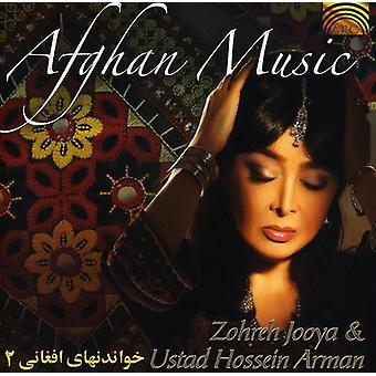 Zohreh Jooya & Ustad Hossein Arman - importation USA musique afghane [CD]