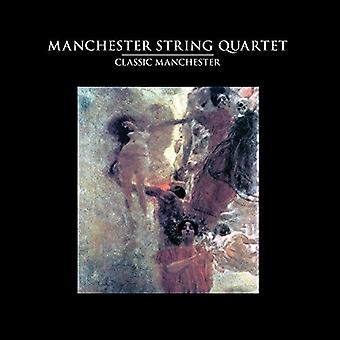 Manchester String Quartet - Classic Manchester [CD] USA import