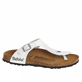 Betula Rose 003363 White Damen Meer Schuhe
