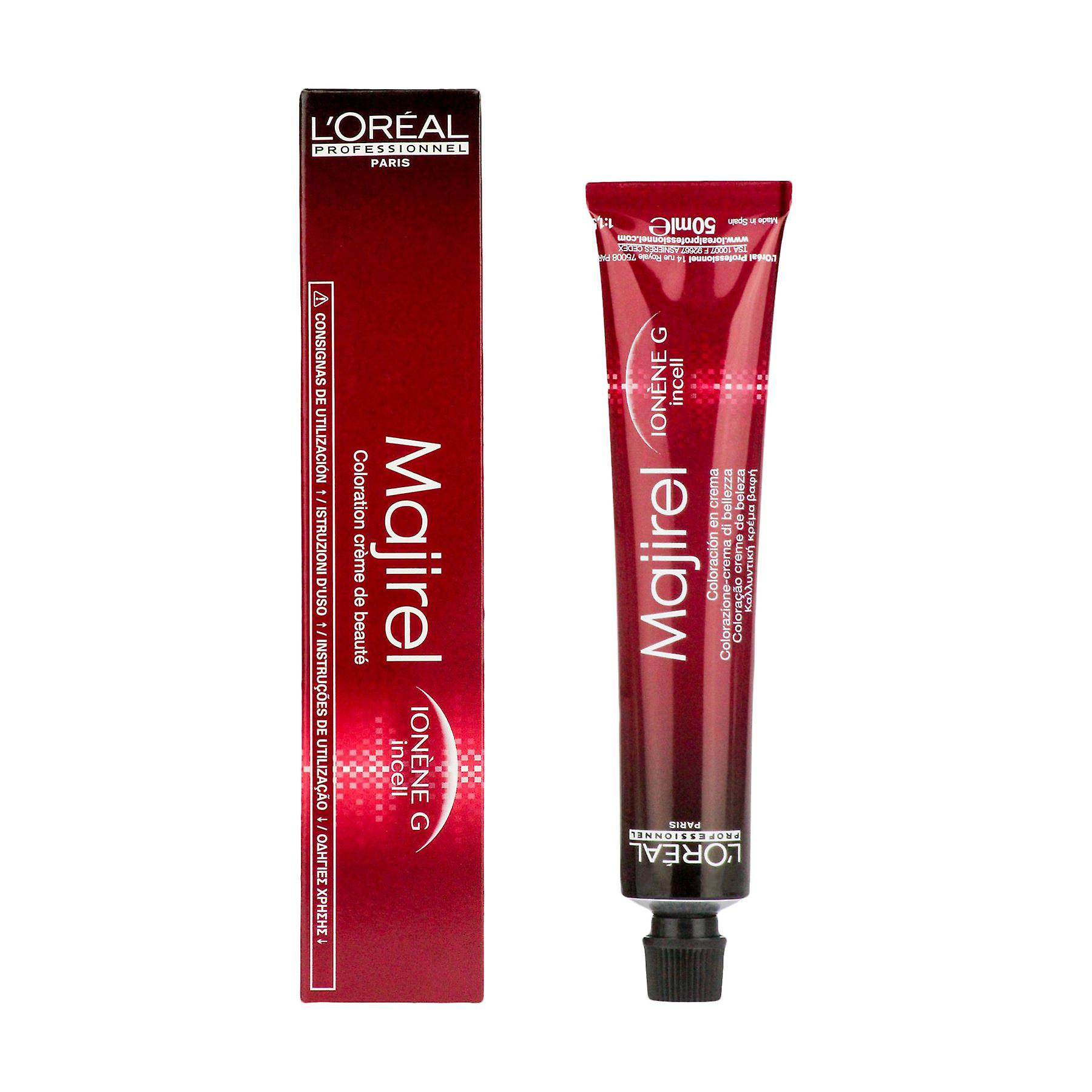 L'Oreal Professionnel Majirel 6, 46 Dark Copper Red Blonde 50ml