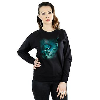 Harry Potter Women's Voldemort Dark Mark Mist Sweatshirt