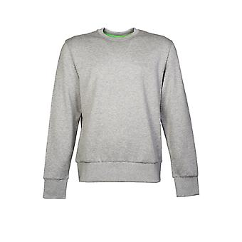 BOSS GREEN HUGO BOSS GREEN Sweatshirt In Grey  Black  White And Navy Blue SALBO 1 50256911