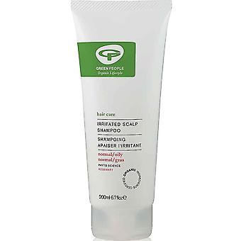 Green People, Irritated Scalp Shampoo, 200ml