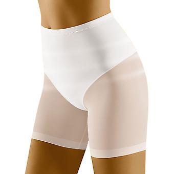 الأبيض Relaxa وولبار المرأة تشكيل الخصر عالية الساق طويلة قصيرة