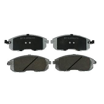 Beck Arnley 085-1640 Premium ASM Brake Pad