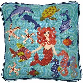 Seascape Needlepoint Kit