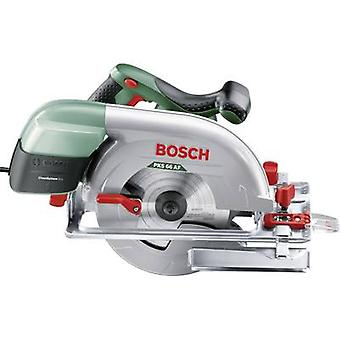 Bosch Home and Garden PKS 66 AF Handheld circular saw 190 mm incl. acces