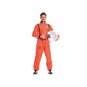 Be Wicked BW1663OR 1 Piece ADMIRABLE ASTRONAUT mens costume