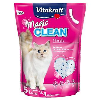 Vitakraft Magic Clean Pearl Cat Litter 5ltr 2300g