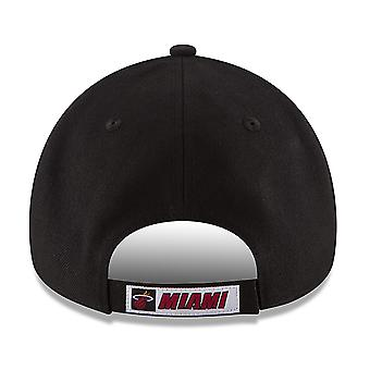 New Era NBA The League 9Forty Miami Heat Cap - Black
