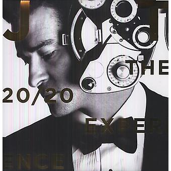 Justin Timberlake - 20/20 Experience [Vinyl] USA import