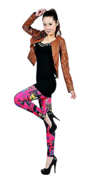 Waooh - mode - legging karakter