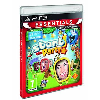 Start the Party! PlayStation 3 Essentials (PS3)
